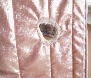 fabric bullet hole