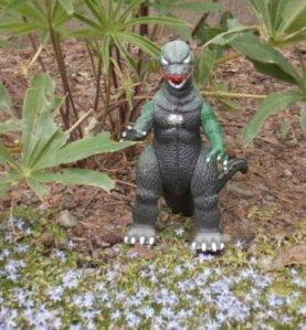 Lani Longshore Godzilla