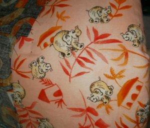 Lani Longshore Avery Longshore elephant