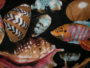 Lani Longshore Landon Leveille fish