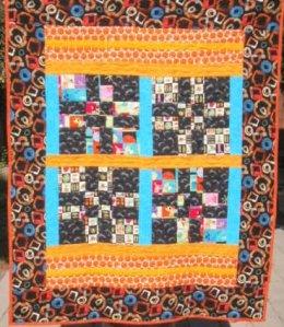 Lani Longshore Avery Longshore's quilt