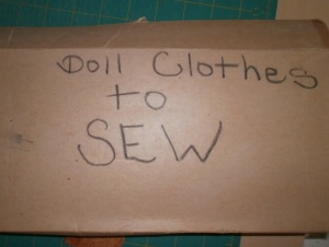 Lani Longshore doll clothes