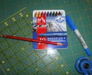 Lani Longshore marking tools