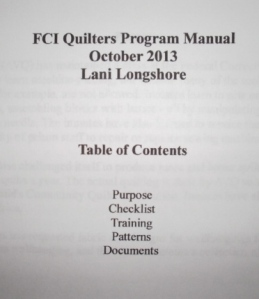 Lani Longshore title page