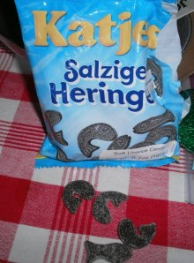 licorice herring