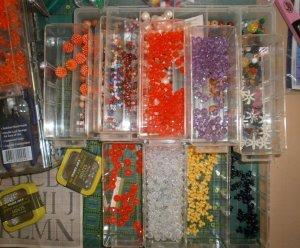Lani Longshore plastic beads