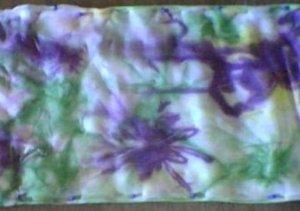 Lani Longshore green silk
