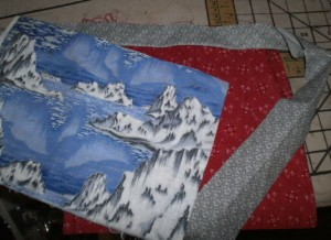 Lani Longshore fabric