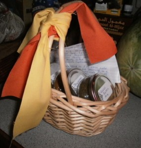 Lani Longshore spice basket