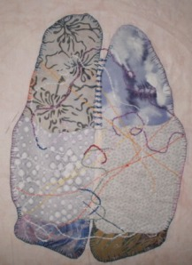 Connections in a quilters brain