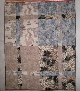 Lani Longshore Viking quilt base