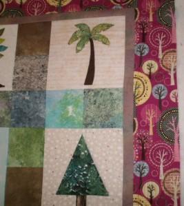 Lani Longshore palm tree