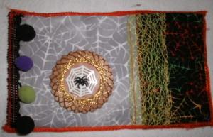 Lani Longshore spider card