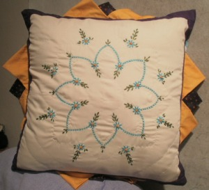 Lani Longshore pillow