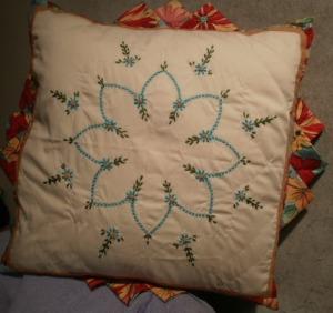 Lani Longshore large pillow