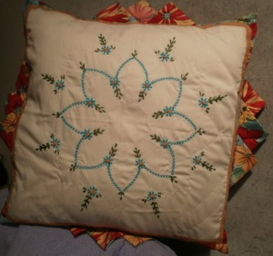 Lani Longshore large pillow