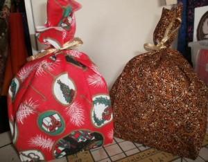 Lani Longshore Christmas fabric