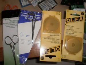 Lani Longshore scissors