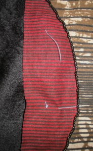 Lani Longshore beading detail