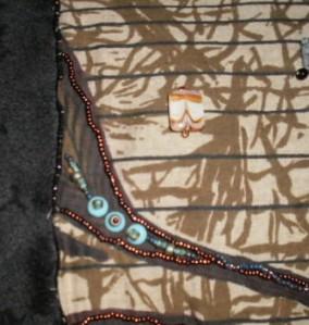 Lani Longshore turquoise beads