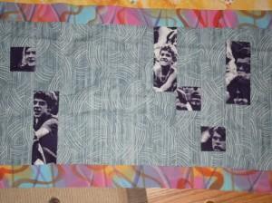 Lani Longshore row quilt detail