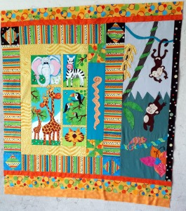 Lani Longshore Progressive quilt