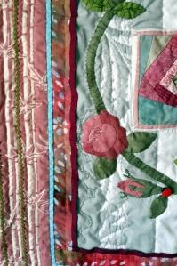 Lani Longshore rose detail