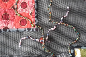 These beads are considering the next steps