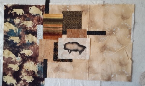 Lani Longshore buffalo collage