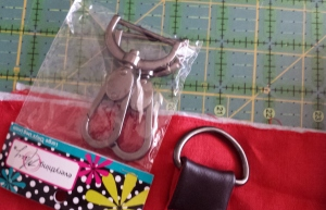 Lani Longshore handbag hardware