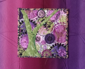 Auditioning fabrics - better two?