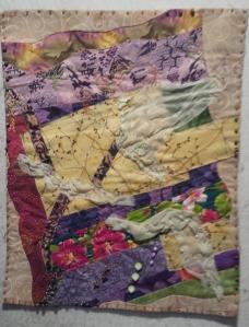 Lani Longshore map quilt