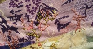 Lani Longhore embroidery detail