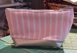 Lani Longshore cosmetics bag