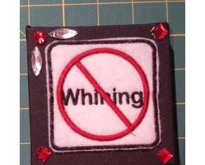 Lani Longshore No Whining