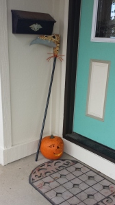Lani Longshore Halloween decorations