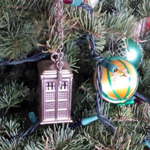Lani Longshore TARDIS tea ball