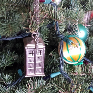 Lani Longshore TARDIS tea ball
