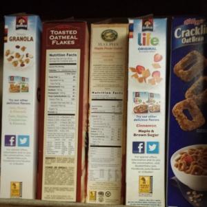 Lani Longshore cereal