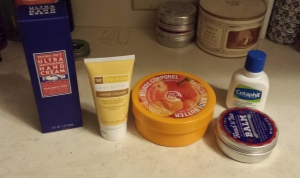 Lani Longshore hand cream